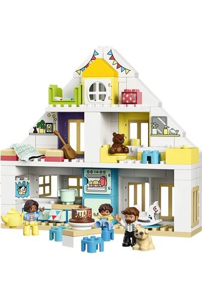 LEGO® DUPLO® 10929 Kasaba Modüler Oyun Evi
