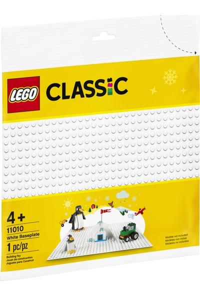 LEGO® Classic 11010 Beyaz Zemin