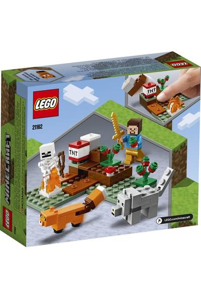 LEGO® Minecraft™ 21162 Taiga Macerası