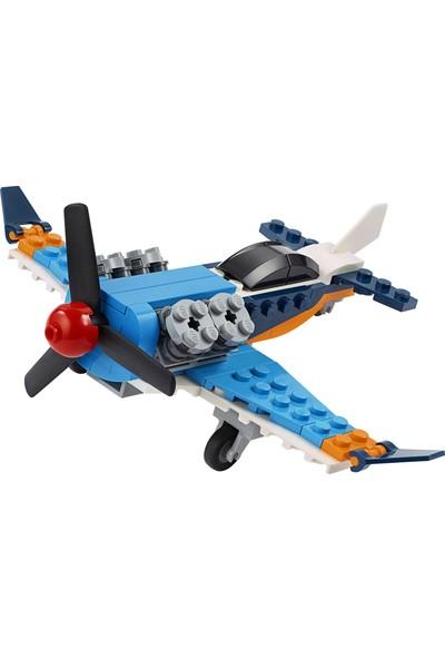 LEGO® Creator 31099 3'ü 1 Arada Pervaneli Uçak
