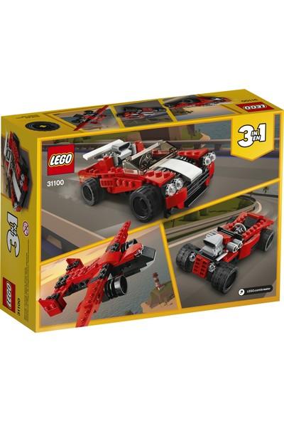 LEGO® Creator 31100 3'ü 1 Arada Spor Araba