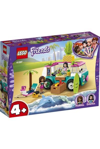 LEGO® Friends 41397 Meyve Suyu Kamyoneti Yapım Seti - Kız Çocuk Oyuncak