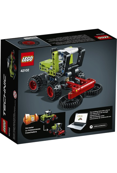 LEGO® Technic™ 42102 Mini CLAAS XERION