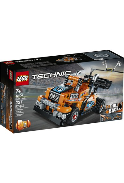LEGO® Technic 42104 Yarış Kamyonu