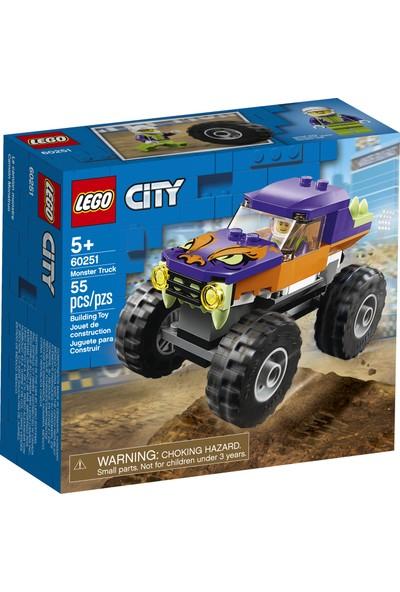 LEGO® City 60251 Canavar Kamyon