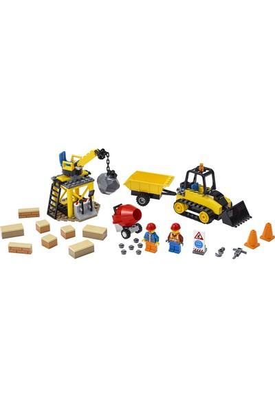 LEGO® City 60252 İnşaat Buldozeri