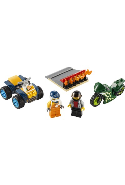 LEGO® City 60255 Gösteri Ekibi