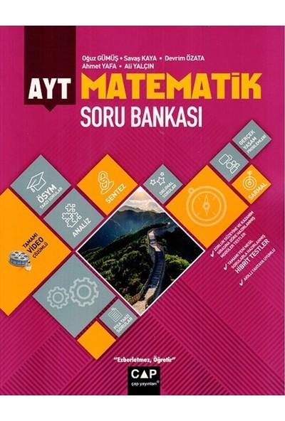 Çap Yayınları AYT Matematik Soru Bankası - Savaş Kaya