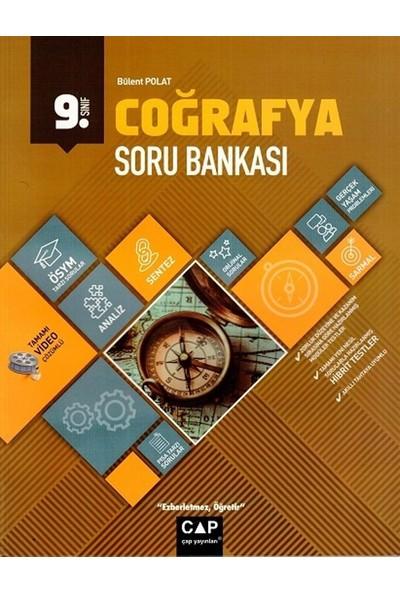 Çap Yayınları 9. Sınıf Anadolu Lisesi Coğrafya Soru Bankası - Bülent Polat