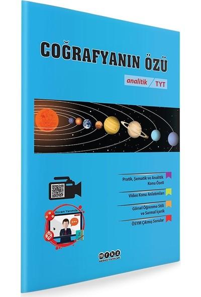 Merkez Yayınları TYT Analitik Coğrafyanın Özü
