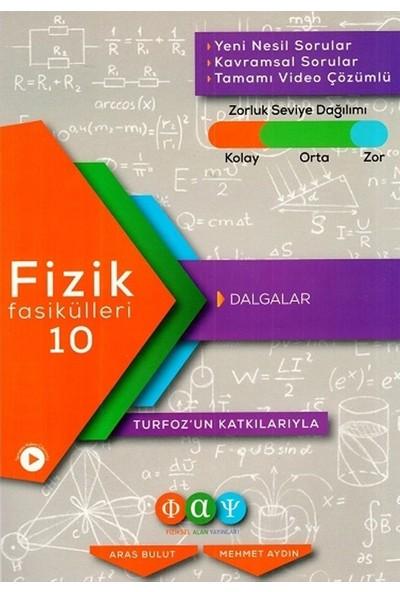 Fiziksel Alan Yayınları Fizik Fasikülleri 10 Dalgalar - Mehmet Aydın