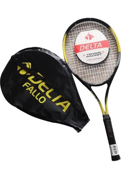 Delta Fallo 27 İnç Çantalı Kort Tenis Raketi