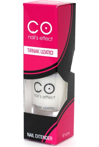 Co Nail'S Effect Tırnak Uzatıcı 12 Ml