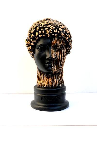 Lime Art Shop Dekoratif Ev Aksesuarı Hermes Büst Biblo