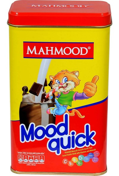 Mahmood Kakaolu İçecek Tozu 450 gr