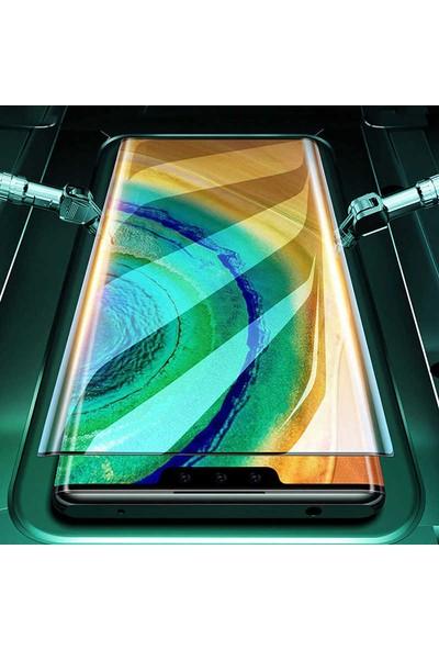 Case 4U Huawei Mate 30 Pro Ped Ekran Koruyucu Siyah