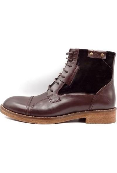 King Shoes King Shoes Şık Postal