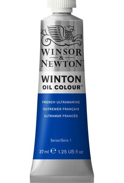 Winsor & Newton Winton Yağlı Boya 37 Ml. 21 French Ultramarine