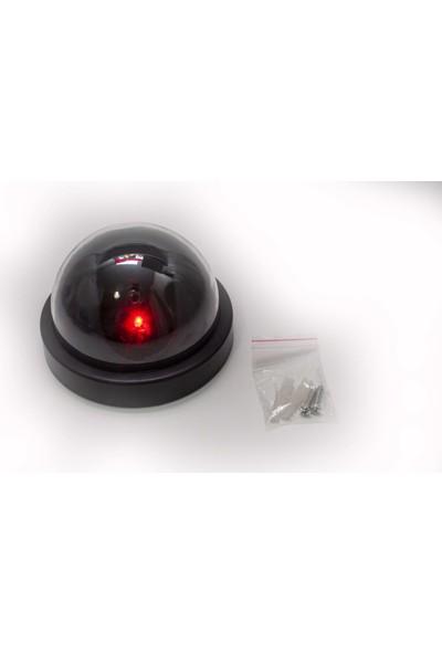 Als Sensörlü Sahte Dome Kamera