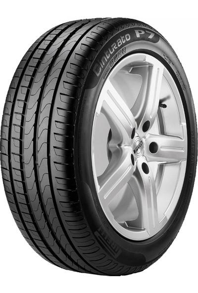 Pirelli 225/45/17 91W P7 Oto Yaz Lastik (Üretim Yılı : 2019)