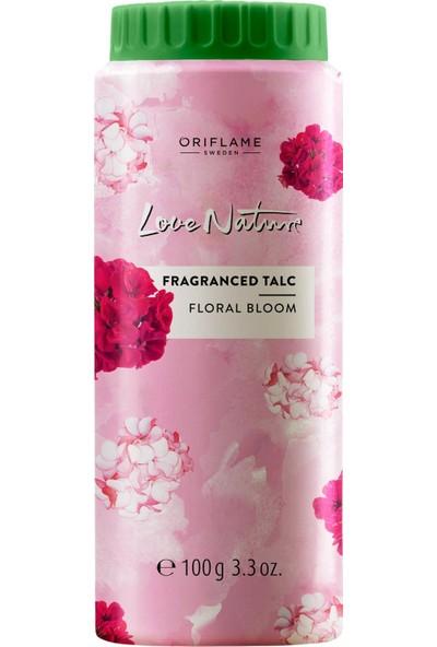 Oriflame Love Nature Floral Bloom Vücut Pudrası-100 Ml