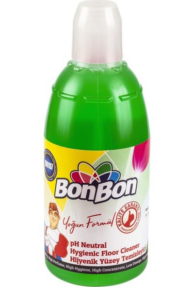 Bonbon Yeşil Ph Neutral Hijyenik Yüzey Temizleyici 1000 ml Çam Kokulu
