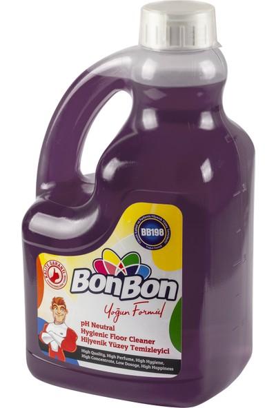 Bonbon Mor Ph Neutral Hijyenik Yüzey Temizleyici 3750 ml