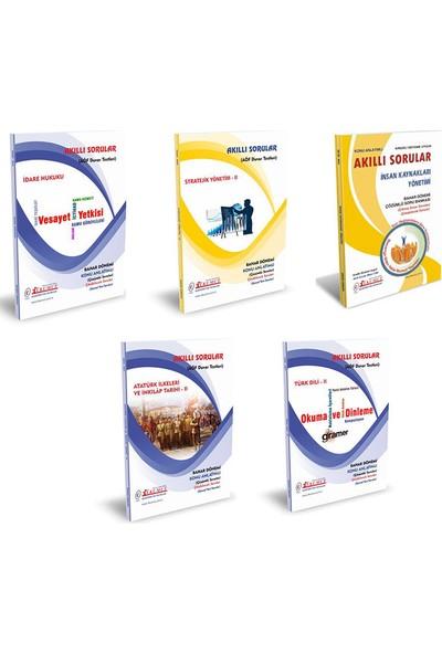İlkumut Yayıncılık AÖF Sağlık Yönetimi 2. Sınıf 4 Yarıyıl Bahar Konu Anlatımlı Soru Bankası Güncel Set