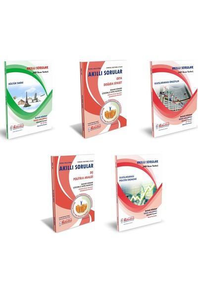 İlkumut Yayıncılık AÖF Uluslararası Ilişkiler 3 Sınıf 6 Yarıyıl Bahar Dönemi Konu Anlatımlı Soru Bankası Set