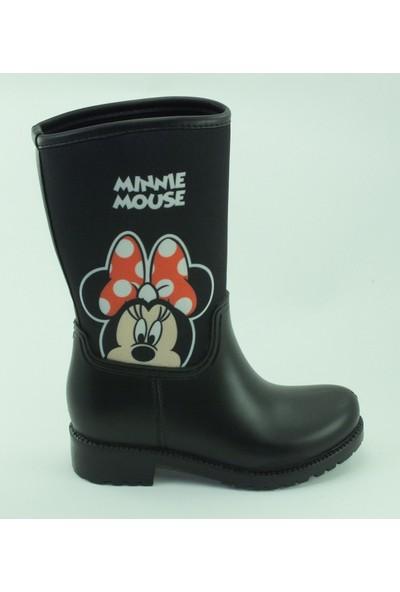 Minnie Mouse Kız Çocuk Yağmur Çizmesi