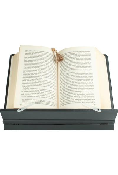 Has Mob Hasmob Mdf Kitap Okuma Standı, Antrasit
