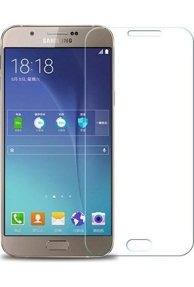 Kralphone Samsung Galaxy A8 Ekran Koruyucu Temperli Cam