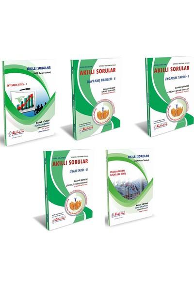 İlkumut Yayıncılık AÖF Uluslararası İlişkiler 1. Sınıf 2. Yarıyıl Bahar Dönemi Konu Anlatımlı Soru Bankası Set