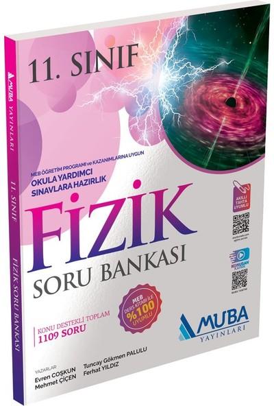 Muba Yayınları 11. Sınıf Fizik Soru Bankası 2020 güncel