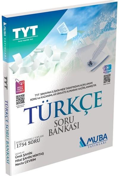Muba Yayınları TYT - I. Oturum Türkçe Soru Bankası 2020 güncel