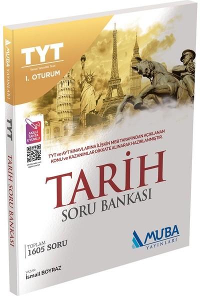 Muba Yayınları TYT - I. Oturum Tarih Soru Bankası 2020 güncel