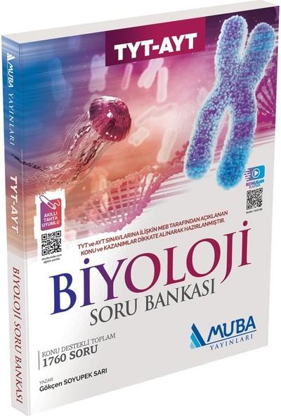 Muba Yayınları TYT -AYT Biyoloji Soru Bankası 2020 güncel