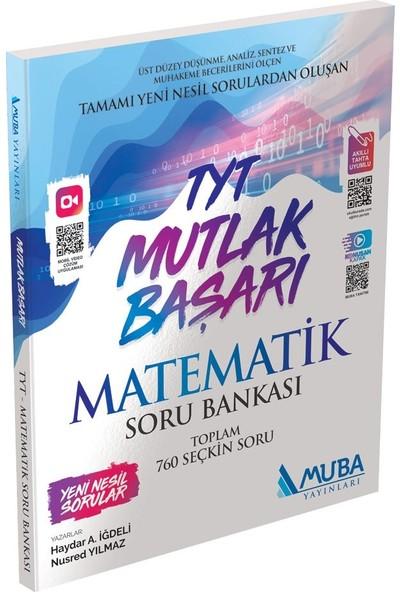 Muba Yayınları Mutlak Başarı TYT Matematik Soru Bankası 2020 güncel