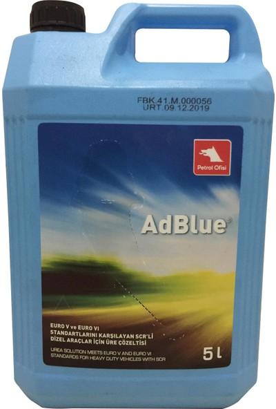 Petrol Ofisi Adblue 5 lt