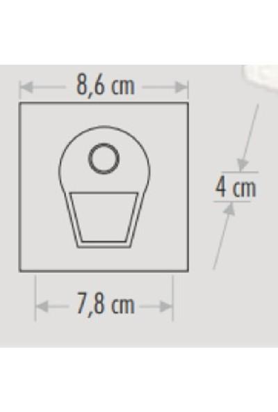 Cata CT-5170-G Sensörlü Koridor Aydınlatması Fotoselli Gün Işığı