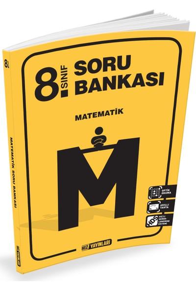 Hız Yayınları 8.sınıf Matematik Soru Bankası 2020