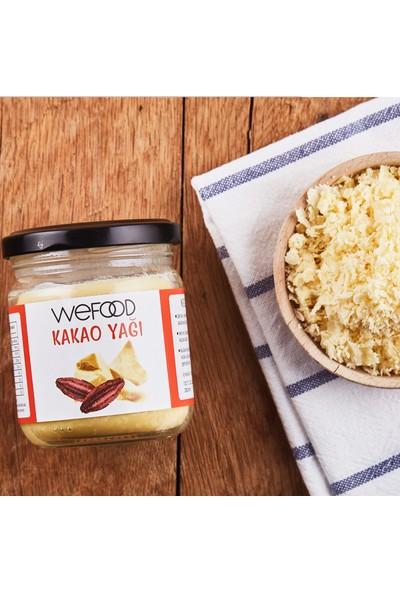 Wefood Organik Kakao Yağı 150 ml
