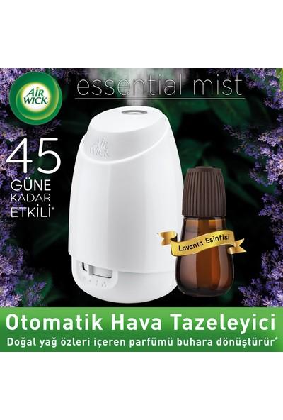 Air Wick Essential Mist Otomatik Hava Tazeleyici Kit Lavanta Esintisi
