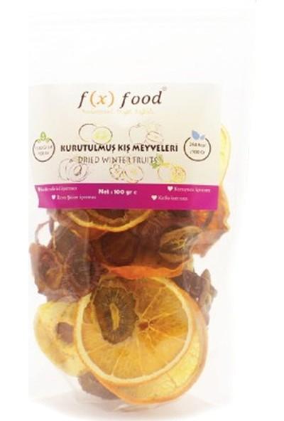 Fx Food Kurutulmuş Kış Meyveleri 100 gr