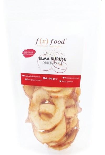 Fx Food Kurutulmuş Elma 50 gr