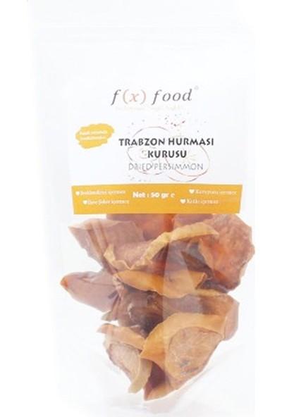 Fx Food Kurutulmuş Trabzon Hurması 50 gr