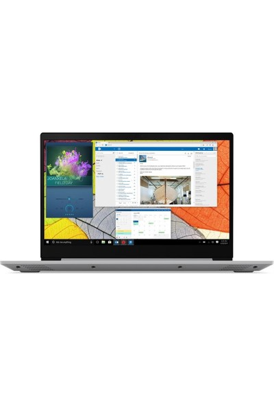 "Lenovo IdeaPad S145 Intel Core i3 7020U 4GB 128GB SSD MX110 Windows 10 Home 15.6"" Taşınabilir Bilgisayar 81VD004CTX"