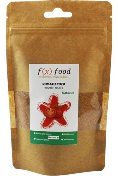 Fx Food Kurutulmuş Domates Tozu 100 gr