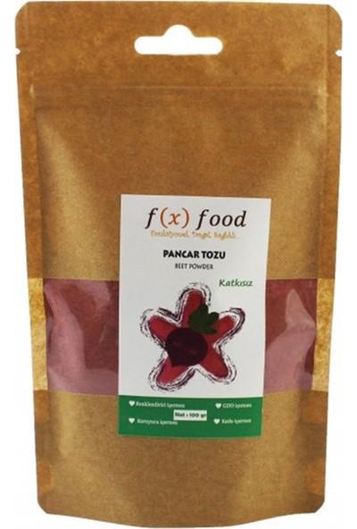 Fx Food Kurutulmuş Pancar Tozu 100 gr