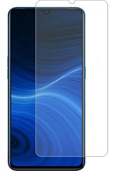 Microcase Realme X2 Pro Tempered Glass Cam Ekran Koruma Şeffaf